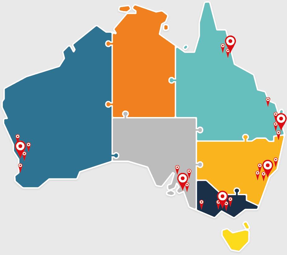 AUSTRALIA WIDE SEM SOLAR NETWORK