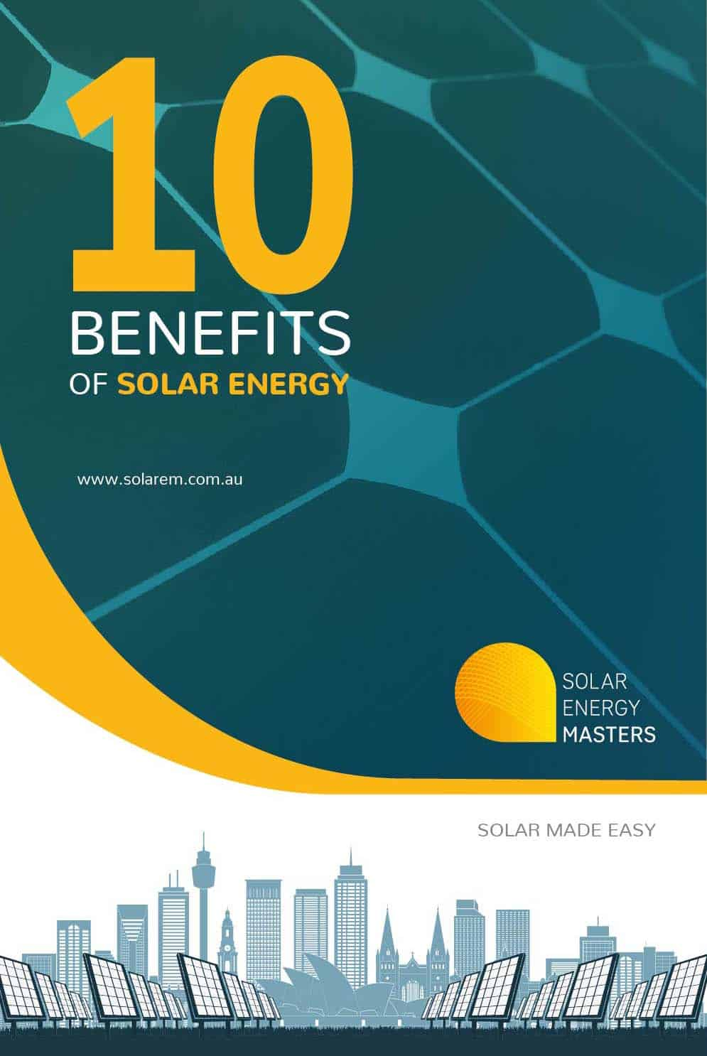 Benefits of Solar Panels - 10 Facts You May Not Know